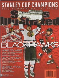 Blackhawks!
