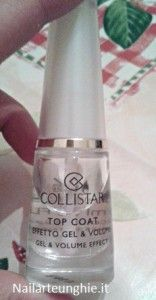 Top Coat collistar