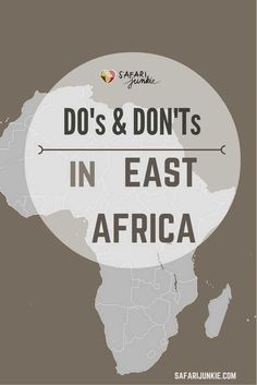 Don't be Ignorant Traveler! We thought to put together some do's and dont's…