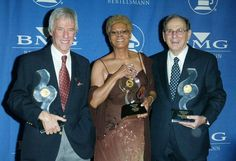 Burt Bacharach, Dionne Warwick, and Hal David: They made so much magic together.