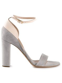 Shop Chloé two-tone sandals in Edon Manor from the world's best independent boutiques at farfetch.com. Over 1000 designers from 60 boutiques in one website.
