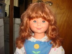 "Rare 36"" Migliorati Doll from Italy from 1960 from jansplaypals on Ruby Lane"