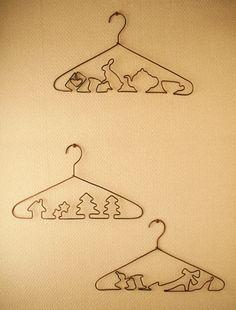 """My Story"" hangers by Aoi Kaori"