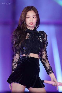 Jennie SBS Gayo Daejun 2017