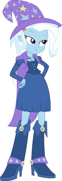 Vector - Great and Powerful Show-Stopper by SketchMCreations on DeviantArt