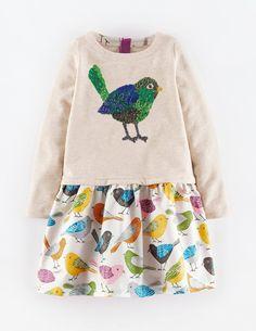 Mini Boden Cosy Woodland Dress. #BacktoSchool