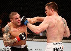 UFC middleweight Daniel Sarafian