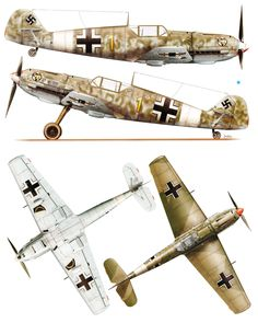 "Messerschmitt Bf-109E7Trop-3 JG27 ""Yellow 1"" Gerhard Homuth El Gazala Libya 1941"