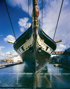 Brunel's SS Great Britain, Bristol Attraction, South West, Dockyard Museum, Dayvisits