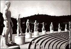 Fratelli Alinari: a photographic tradition    Foro Mussolini. Stadio dei Marmi, 1933