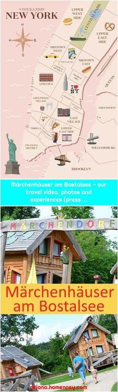 Märchenhäuser am Bostalsee – our travel video, photos and experiences (press … Baby Travel, Us Travel, New York, Greenwich Village, Travel Videos, Traveling With Baby, More Photos, Photo Galleries, Pictures