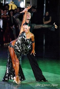 Slavik and Karina Rumba