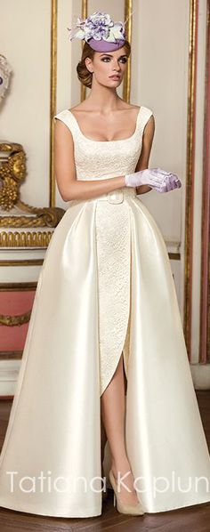 Tatiana Kaplun Bridal Collection 2016 - Lady of Quality