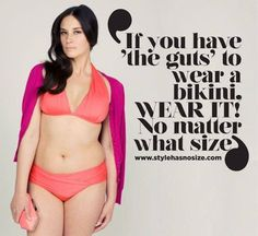 {on the blog} THE REVOLUTION OF SUMMER CURVES #beachcurves #plussize