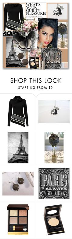"""Paris Always"" by alidishu ❤ liked on Polyvore featuring Venus, Tom Ford, Elizabeth Arden, Ilia, paris, handmade and etsygiftideas"