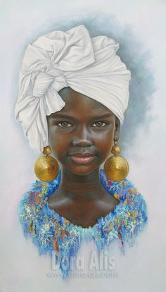 Dora Alis Mera V is part of pencil-drawings - african girl 105 African Children, African Girl, African American Art, African Violet, African Dress, Portrait Au Crayon, Portrait Art, Portraits, Black Art Pictures