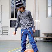 Mylan working out in lookbook Boys Hi | Tumble 'N Dry