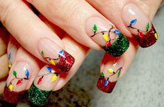 - Nail Art Natale