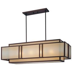 Walt Disney Signature light for above rectangular morning room table.
