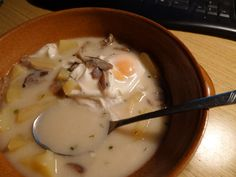 Kulajda Soups And Stews, Cheeseburger Chowder, Fondue, Ethnic Recipes