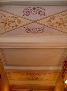 decorazione soffitti
