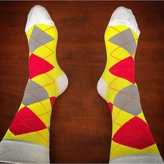 Classic Argyle -  The world's hottest sock club for men  www.Soxy.com
