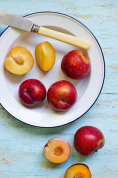 Delicious – Page 6 – At Down Under Clafoutis Recipes, Colorful Fruit, Coconut, Peach, Vegetables, Lunch Ideas, Food, Healthy, Essen