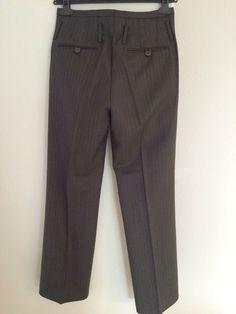 Carol Christian Poell Carol Christian Poell Tailor Wool Stripe Pants Size 30 $180 - Grailed