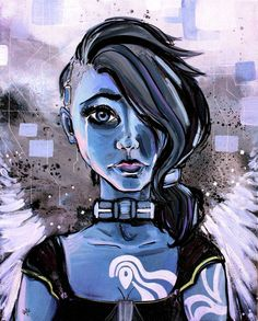 Borderlands 2 - Angel by Sagittarius Gallery