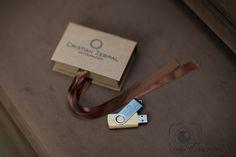 Pendrives para Fotógrafos - Kit Essence Wood 8 GB