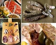 wine country housemade Charcuterie, love the girl & the fig on the Sonoma Plaza!