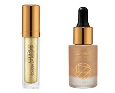 Catrice soleil d'été Limited Edition Golden Lip Booster und Sheer Serum Bronzer