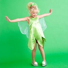 Tinkelbel is het lieve grappige elfje uit de film Peter Pan. Vliegt zij langs dan zie je glinsterend elfenstof dwarrelen.