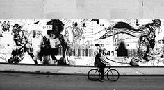Área Visual: Las intervenciones urbanas de WK Interact