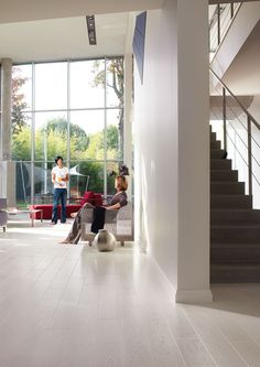 Quick-Step Perspective 'Wengé passionata' (UF1300) Laminate flooring - www.quick-step.com