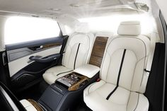 Audi's Luxurious A8 W12 Exclusive Limited Series, Only 50 Units to Be Made.