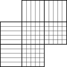 Logic Puzzle Grids to download and print