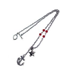 Collar Nautical Star http://lobotomyshop.es/collares/135-collar-nautical-star.html