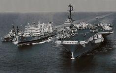 CV-59 USS Forrestal