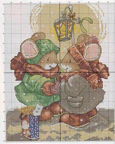 ratinhos-no-natal-graficos-de-ponto-cruz.jpg (615×768)