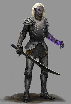 Drow Warrior by Seraph777 on DeviantArt