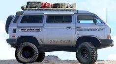 VWVortex.com - vw T3 busman crash tests with T3's