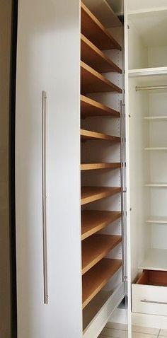 Igma Mirrored Rotating Shoe Storage Cabinet In White Finish Mirror