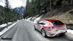 La nouvelle Ferrari FF : la GTC4Lusso