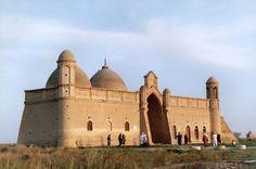 Arystan Bab Mausoleum, Kasachstan