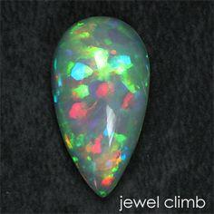 スーダン産クリスタルオパール Crystal Opal 3.76ct