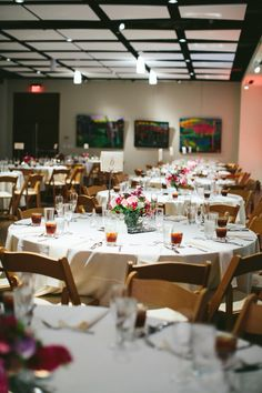 Bold and jeweled - reception at Hyatt Regency's Studio 220 in Greenville, SC