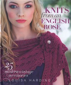 Knits From An English Rose - 紫苏 - 紫苏的博客