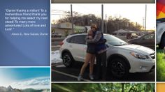 Dear Alexis Stix   A heartfelt thank you for the purchase of your new Subaru from all of us at Premier Subaru.   We're proud to have you as part of the Subaru Family.