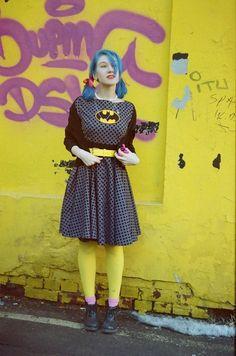 Lora Zombie I want that dress.
